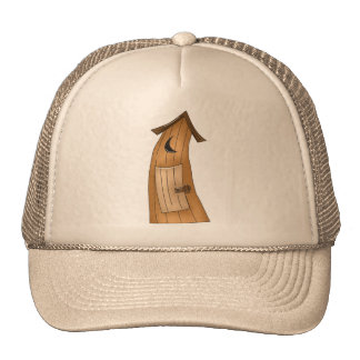 Outhouse Trucker Hat