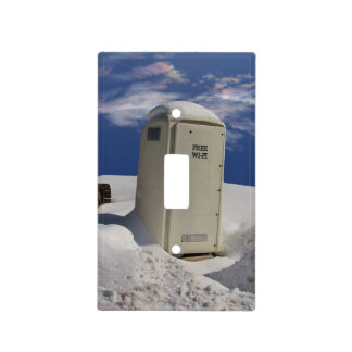 OutHouse Wi Fi ~ Switch Plate