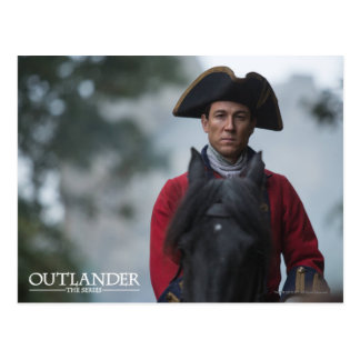 Outlander | Black Jack Randall Photograph Postcard
