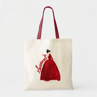 Outlander | Claire In A Red Dress Sassenach Tote Bag