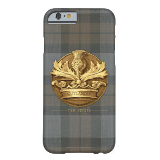 Outlander el | el cardo del emblema de Escocia Funda Barely There iPhone 6
