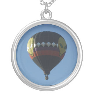 Outlander Hot Air Balloon Necklace