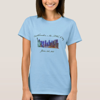 Outlander In The City - June 3, 2017 T-Shirt