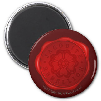 Outlander | Jacobite Rebellion Wax Seal Magnet