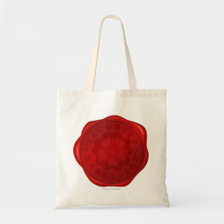 Outlander | Jacobite Rebellion Wax Seal Tote Bag