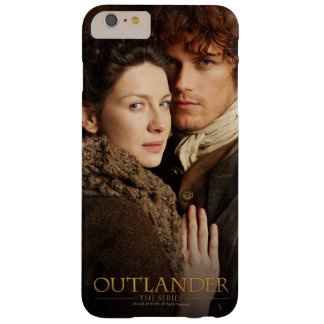 Outlander | Jamie & Claire Embrace Photograph Barely There iPhone 6 Plus Case
