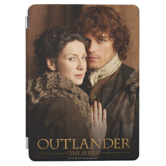 Outlander | Jamie & Claire Embrace Photograph iPad Air Cover