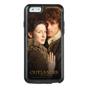 Outlander   Jamie & Claire Embrace Photograph Otterbox Iphone 6/6s Case by outlander at Zazzle