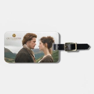 Outlander | Jamie & Claire Face To Face Luggage Tag