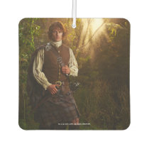 Outlander | Jamie Fraser - In Woods Car Air Freshener