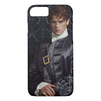 Outlander | Jamie Fraser - Portrait iPhone 8/7 Case