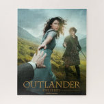"""Outlander   Outlander Season 1 Jigsaw Puzzle<br><div class=""""desc"""">Key art image from the first half of Season 1 of Outlander the television series</div>"""