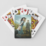 "Outlander | Outlander Season 1 Playing Cards<br><div class=""desc"">Key art image from the first half of Season 1 of Outlander the television series</div>"