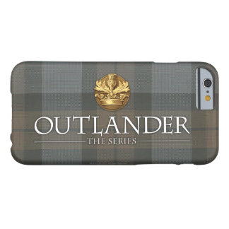 Outlander | Outlander Title & Crest Barely There iPhone 6 Case