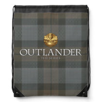 Outlander | Outlander Title & Crest Drawstring Bag