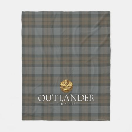 Outlander | Outlander Title & Crest Fleece Blanket