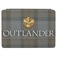 Outlander | Outlander Title & Crest Ipad Air Cover at Zazzle