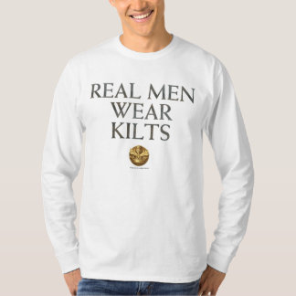 Outlander | Real Men Wear Kilts T-Shirt