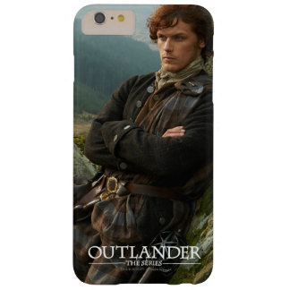 Outlander | Reclining Jamie Fraser Photograph Barely There iPhone 6 Plus Case