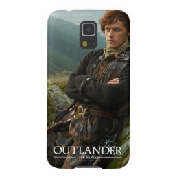 Outlander | Reclining Jamie Fraser Photograph Case For Galaxy S5