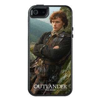 Outlander | Reclining Jamie Fraser Photograph OtterBox iPhone 5/5s/SE Case
