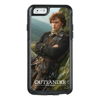 Outlander | Reclining Jamie Fraser Photograph Otterbox Iphone 6/6s Case by outlander at Zazzle