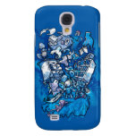 Outlander Samsung Galaxy S4 Covers