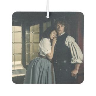 Outlander Season 3 | Jamie and Claire Affection Car Air Freshener