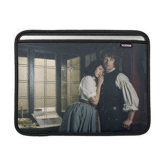 Outlander Season 3 | Jamie and Claire Affection MacBook Sleeve