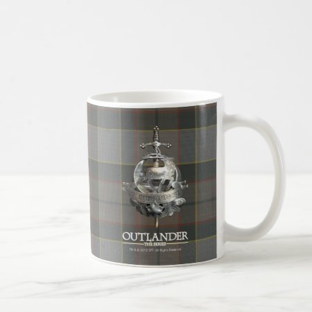 Outlander | The Fraser Brooch Coffee Mug