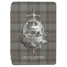Outlander | The Fraser Brooch Ipad Air Cover at Zazzle