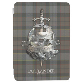 Outlander | The Fraser Brooch iPad Air Cover