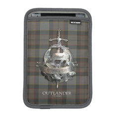 Outlander | The Fraser Brooch Ipad Mini Sleeve at Zazzle