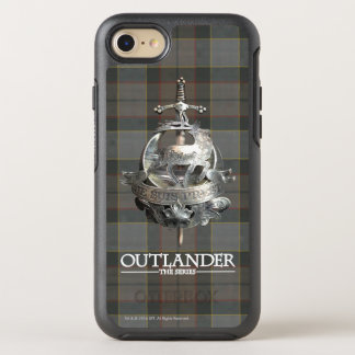 Outlander | The Fraser Brooch OtterBox Symmetry iPhone 7 Case