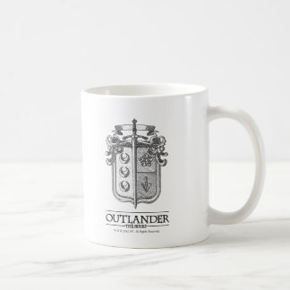 Outlander | The Fraser Crest Coffee Mug
