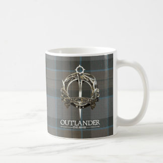 Outlander | The MacKenzie Clan Brooch Coffee Mug