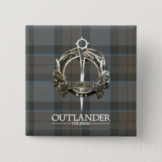 Outlander | The MacKenzie Clan Brooch Pinback Button