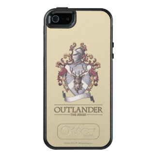 Outlander | The MacKenzie Crest OtterBox iPhone 5/5s/SE Case