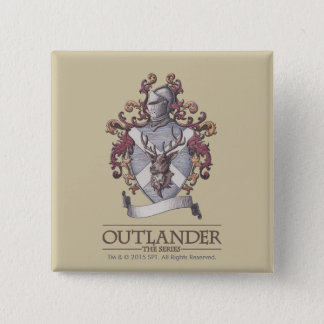 Outlander | The MacKenzie Crest Pinback Button