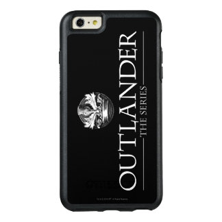 Outlander | The Series Logo White V1 OtterBox iPhone 6/6s Plus Case