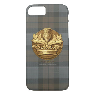Outlander | The Thistle Of Scotland Emblem iPhone 7 Case