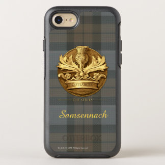 Outlander | The Thistle Of Scotland Emblem OtterBox Symmetry iPhone 7 Case