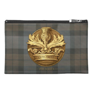 Outlander | The Thistle Of Scotland Emblem Travel Accessory Bag
