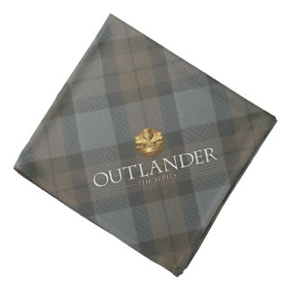 Outlander Title and Crest Bandana
