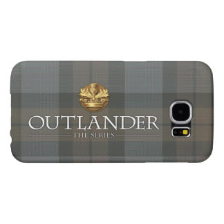 Outlander Title and Crest Samsung Galaxy S6 Cases