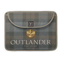 Outlander Title and Crest Sleeve For MacBook Pro