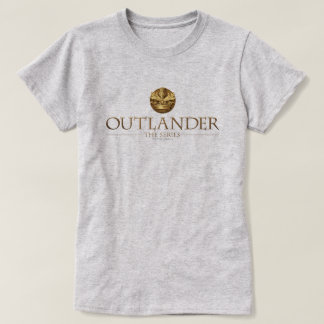 Outlander Title and Crest Tee Shirt