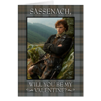 Outlander | Valentine's Day Card