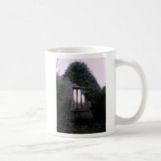 Outlander's Black Kirk Window (West Kirk Culross) Classic White Coffee Mug
