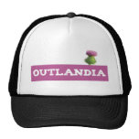 Outlandia Thistle Trucker Hat